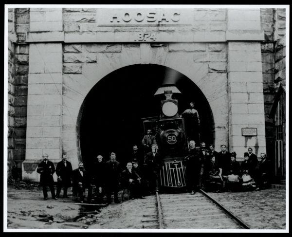 Hoosac Tunnel and surroundings