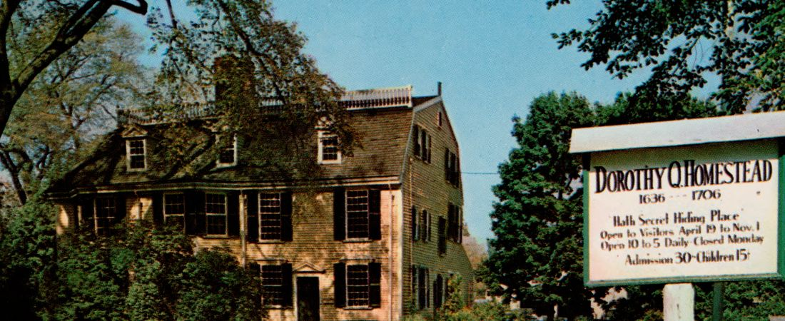 Dorothy Quincy homestead