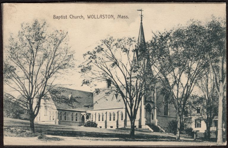 Baptist Church, Wollaston, Mass