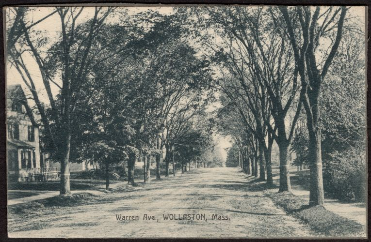 Warren Ave., Wollaston, Mass