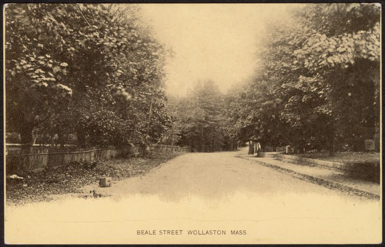 Beale Street, Wollaston, Mass
