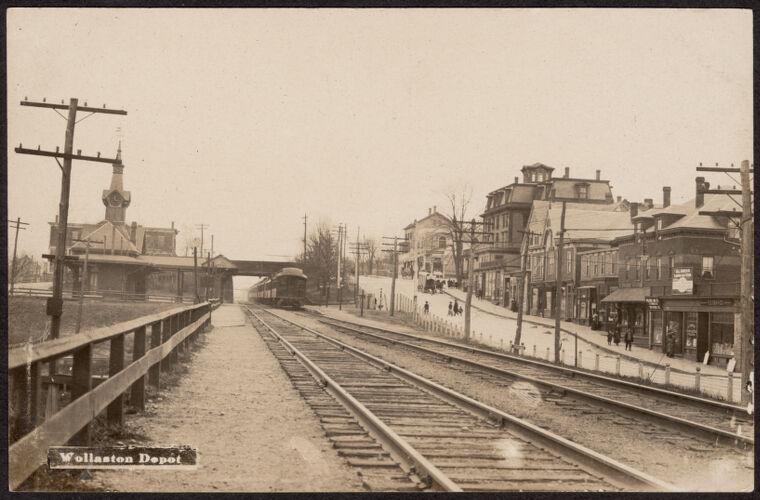Wollaston Depot