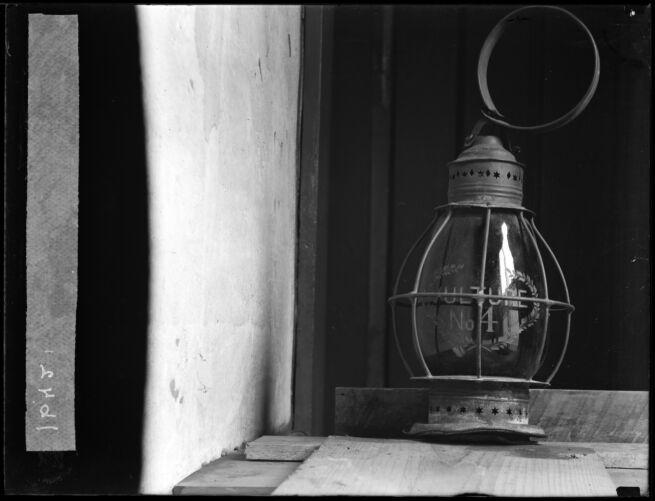 Vulture No. 4 lantern