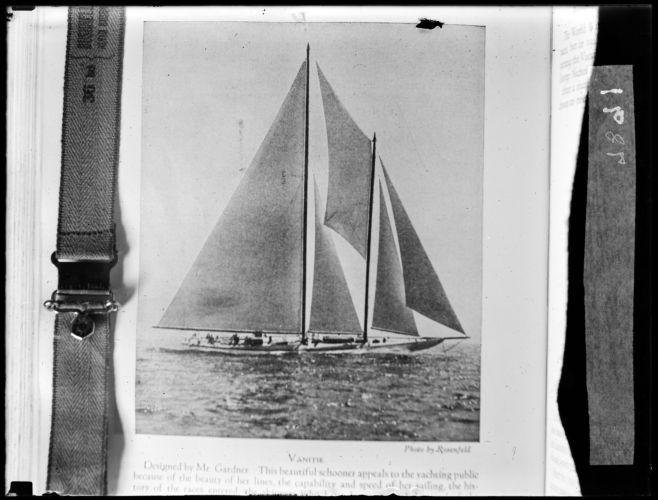 Yacht Vanitie