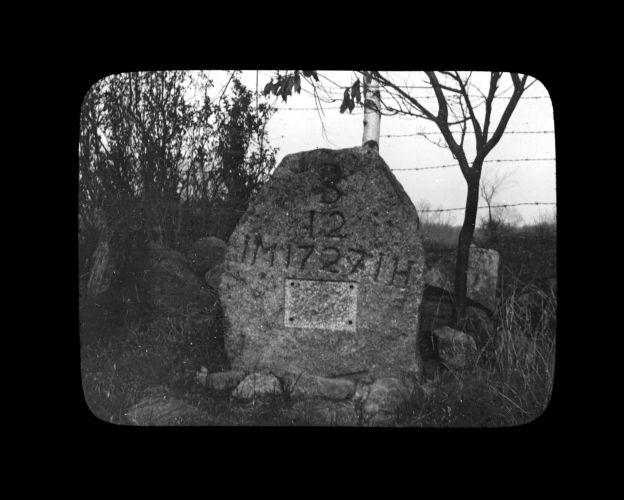 12th mile stone