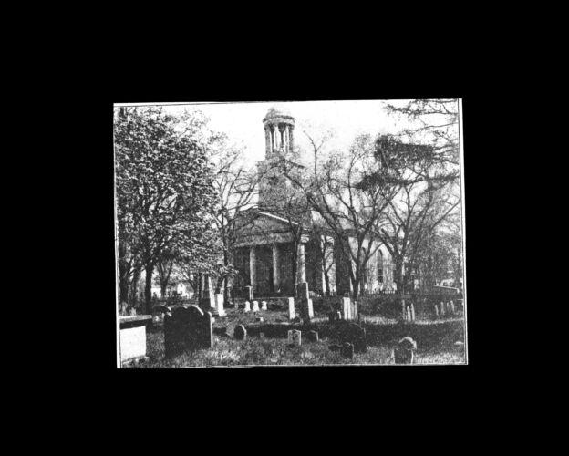 Adams Temple and Hancock Cemetery