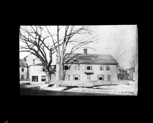 Benjamin Tompson house
