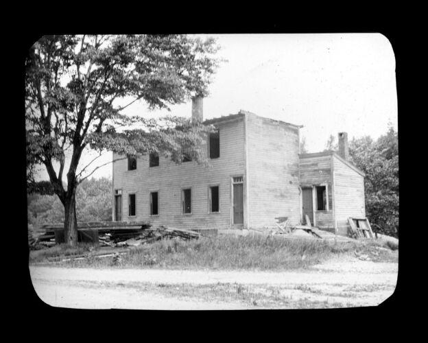 Murphy house. Foot of Greenleaf Street
