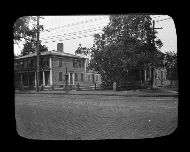 Horton Bakery and House