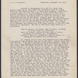 Sacco-Vanzetti Collections - Harvard Law School Library