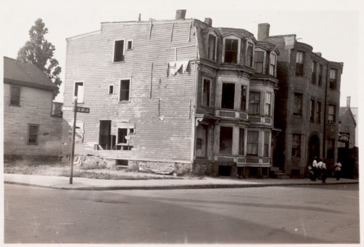 191 Cabot Street, Roxbury