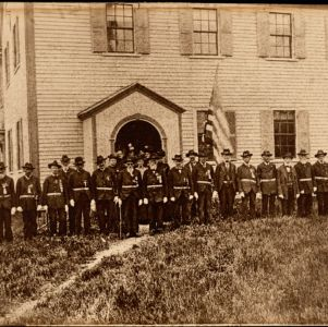 Essex Historical Society and Shipbuilding Museum, Civil War Collection