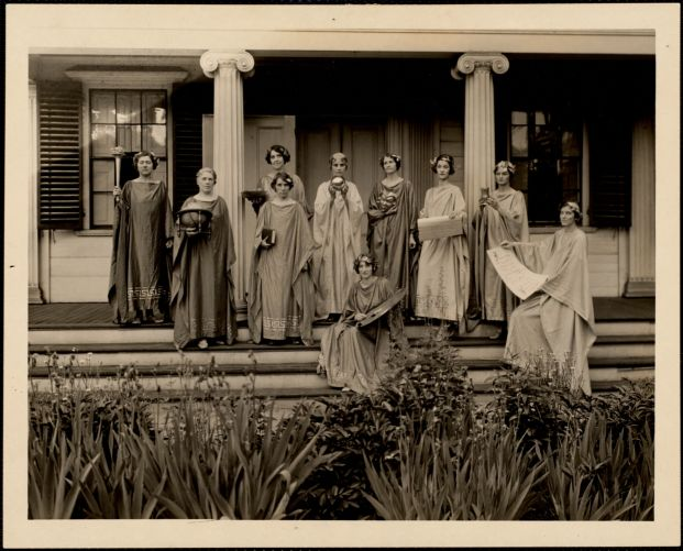 LGH pageant, ca. 1930s (?)
