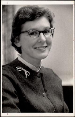 Joanna Clark, dir. public relations