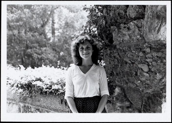 Joanne Muehl, director career services, July 1980