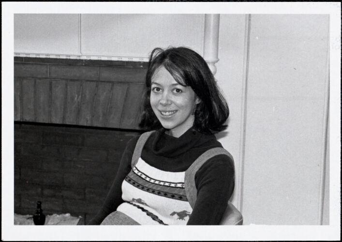 Allison Reingold, Fall '81. Admin contact, dir. of publications