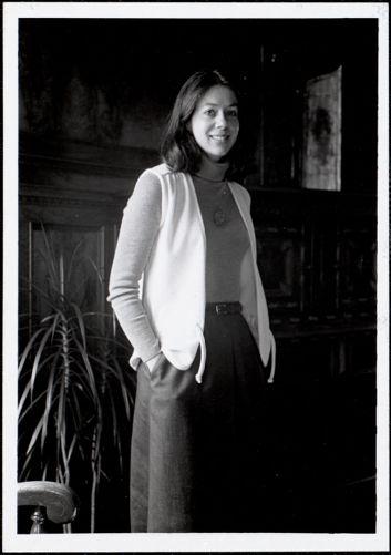 Allison Reingold, director of publications