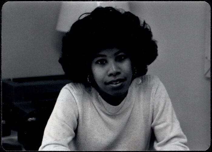 Judith L. Sanford, asst. ac. Dean