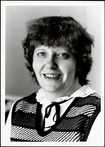 Marie Smith, director of career services