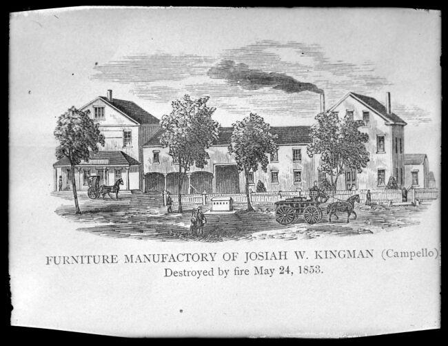 Josiah Kingman factory