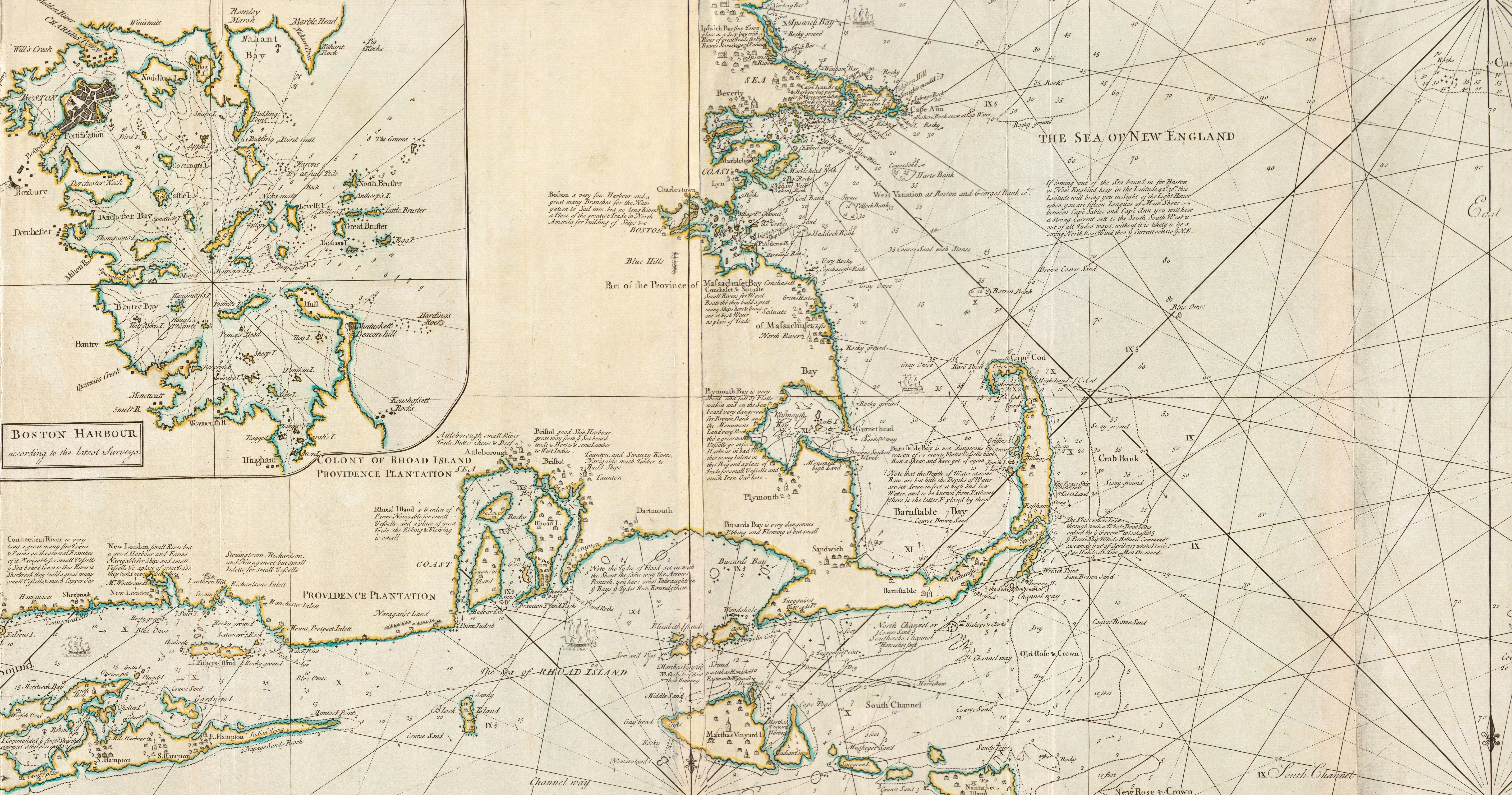 """""""X"""" Marks the Spot: Searching for Pirate Treasure on Cape Cod"""
