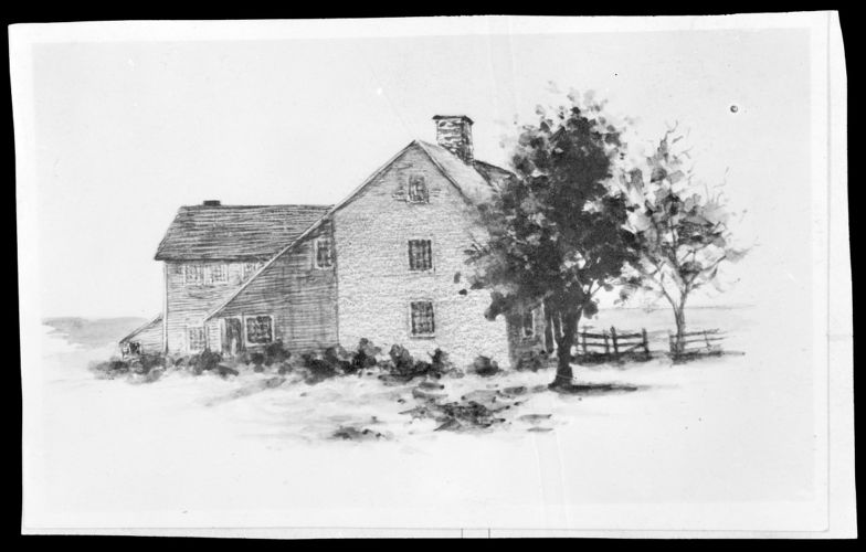 Elkanah Cushman Jr. House, Spring Street
