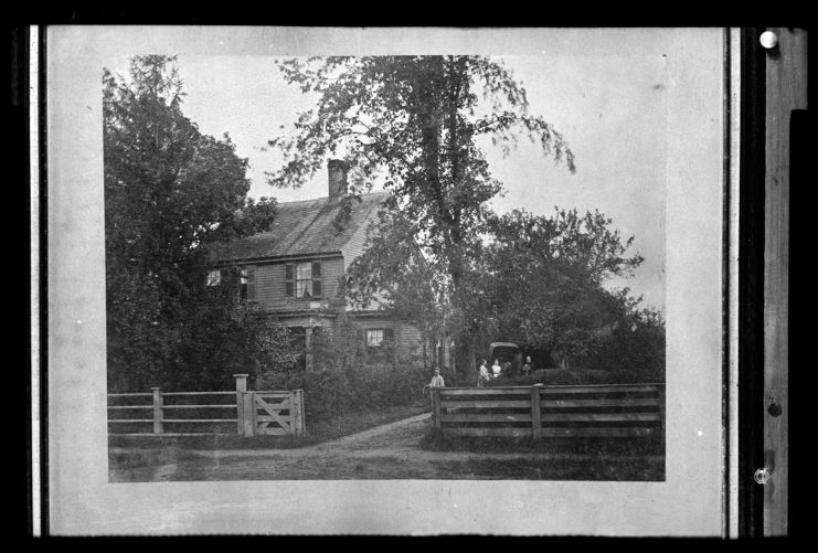 Unidentified house