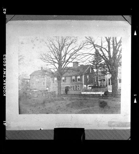 Samuel Stetson House, 5 Summer Street