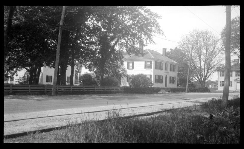 Captain Peleg Tupper House, 228 Main Street