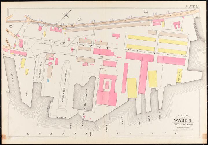 Atlas of the city of Boston, Charlestown