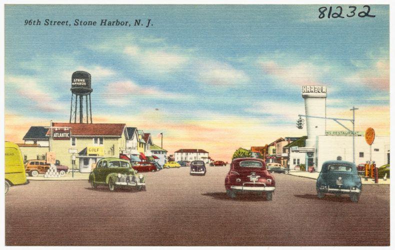 96th Street, Stone Harbor, N. J.
