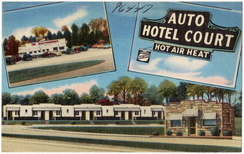 Auto Hotel Court
