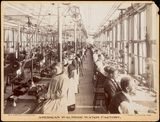 American Waltham Watch Factory