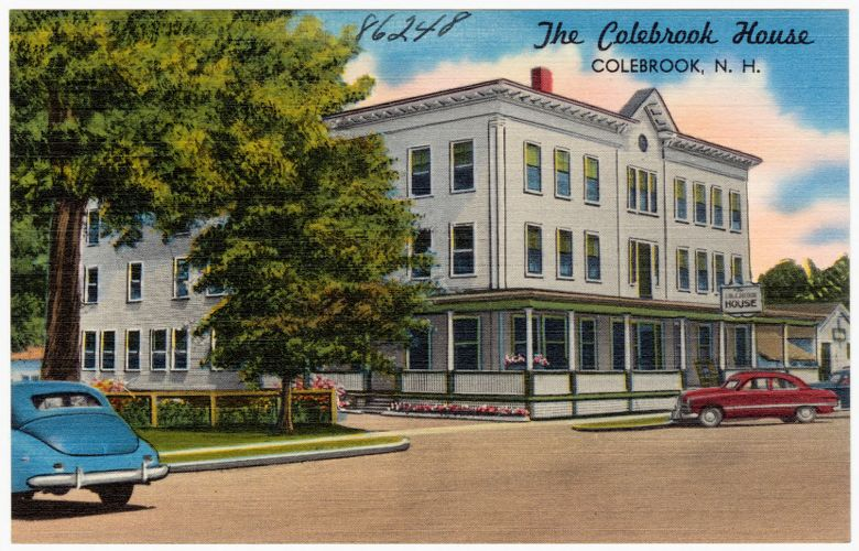 The Colebrook House, Colebrook, N.H.