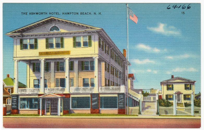 The Ashworth Hotel, Hampton Beach, N.H.