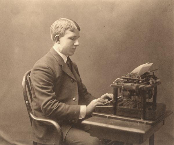 Tommy Typing