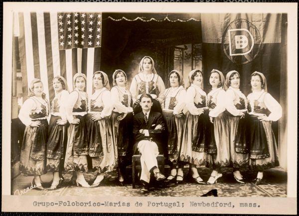Portuguese Folk Dancers, New Bedford