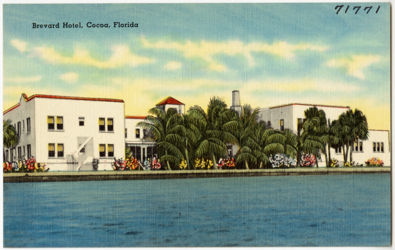 Brevard Hotel, Cocoa, Florida