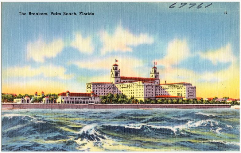The Breakers, Palm Beach, Florida