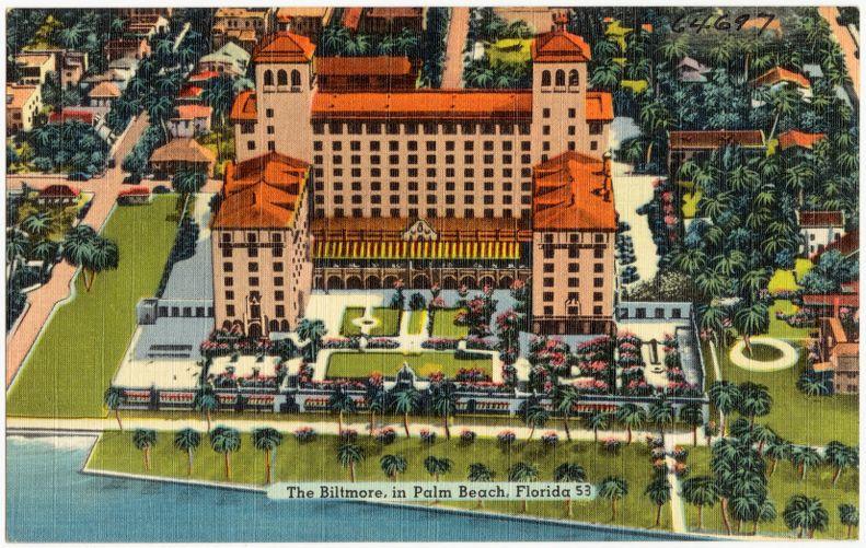 The Biltmore, in Palm Beach, Florida