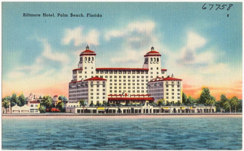 Biltmore Hotel, Palm Beach, Florida