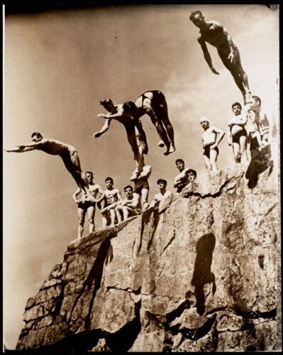 Quincy quarry 1938