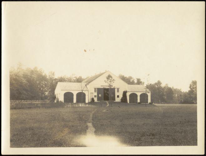 Ashdale Farm. Barn.