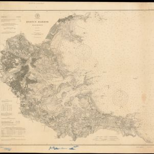 Nautical Chart Collection of the Chatham Historical Society