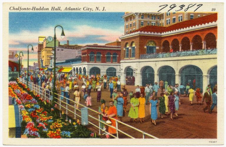 Chalfonte-Haddon Hall, Atlantic City, N.J.