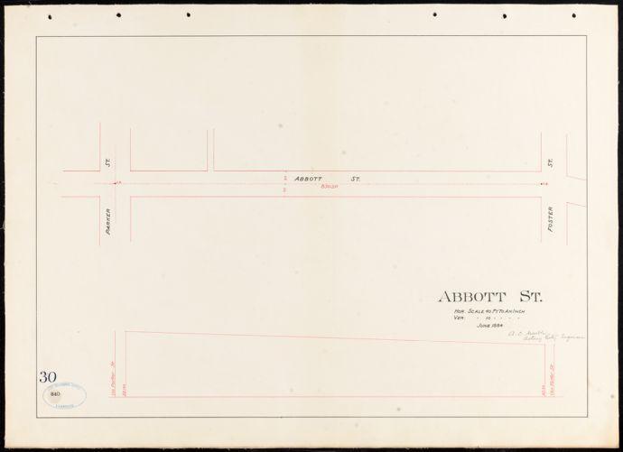 Abbott St.