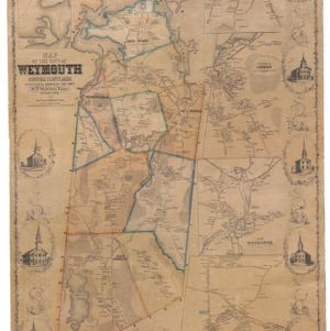 Weymouth Map Collection