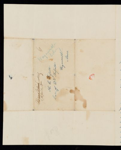 Letter from Sarah M. Grimke, Brookline, to Hannah C. Fifield, April 4, 1838