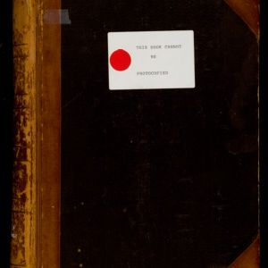 Records of the State Reform School [Lyman School], 1847-1959