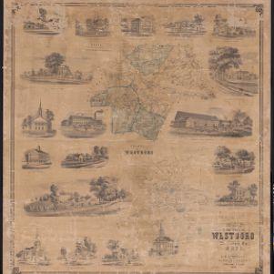 Westborough Map Collection